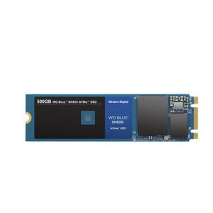 WD推出藍標平價 NVMe SSD硬碟