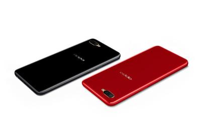 OPPO中階手機AX5s發表