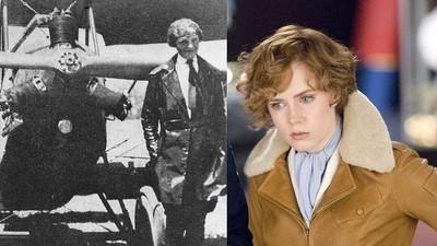 《博物館2》女飛行員真有其人!挑戰環球飛行卻失蹤 下落仍是謎