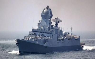 陸海軍70週年!印度派神盾艦參加閱艦式
