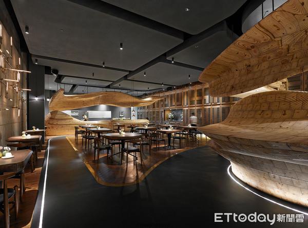 台北米其林一條街  大直「樂群三路」4家餐廳、7顆星