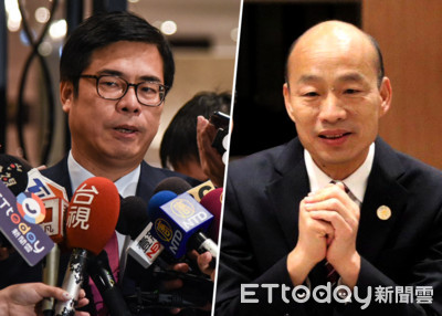 陳其邁、韓國瑜熱線:承諾助二橋改建