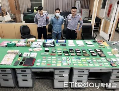 慣竊以筆記本記錄作案&地點 警方手到擒來