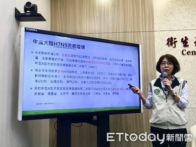 旅遊注意!今年首例H7N9內蒙古現蹤