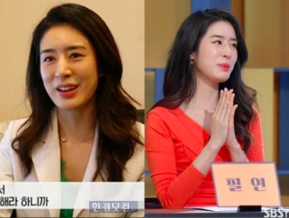 ▲朱鎮模未婚妻是小10歲「醫界金泰希」。(圖/記者張一中攝、翻攝自SBS)