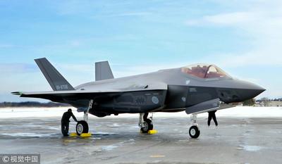 日防衛省:F-35戰機最快今復飛