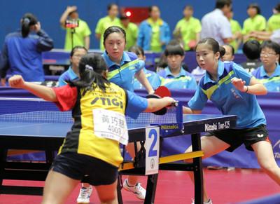 全中運高女地主林園高中進桌球準決賽