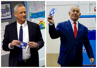 以色列大選難分高下 總理老將難連任