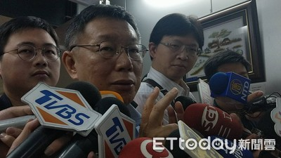 韓國瑜訪哈佛爆爭議 柯P:他們是研究機構