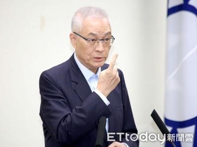 韓國瑜經費風波續燒 吳敦義:曾借候選人4500萬