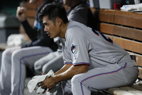 MLB季後賽/馬林魚受夠陳偉殷 官網:明年春訓若沒起色恐遭釋出