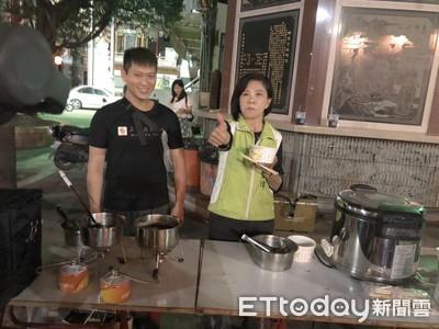 葉宜津推廣學甲國產火雞肉 美食好口碑