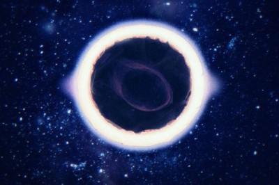 黑洞照曝光 杜蕾斯:果然是套套