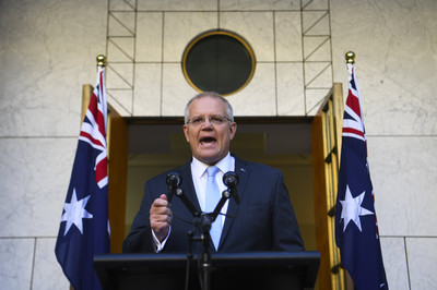 澳總理訪索羅門 防北京勢力擴張
