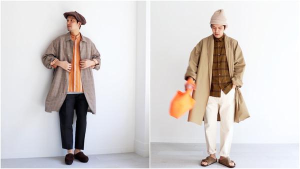春季就是要穿「轻薄长大衣」 增加层次当个质感男