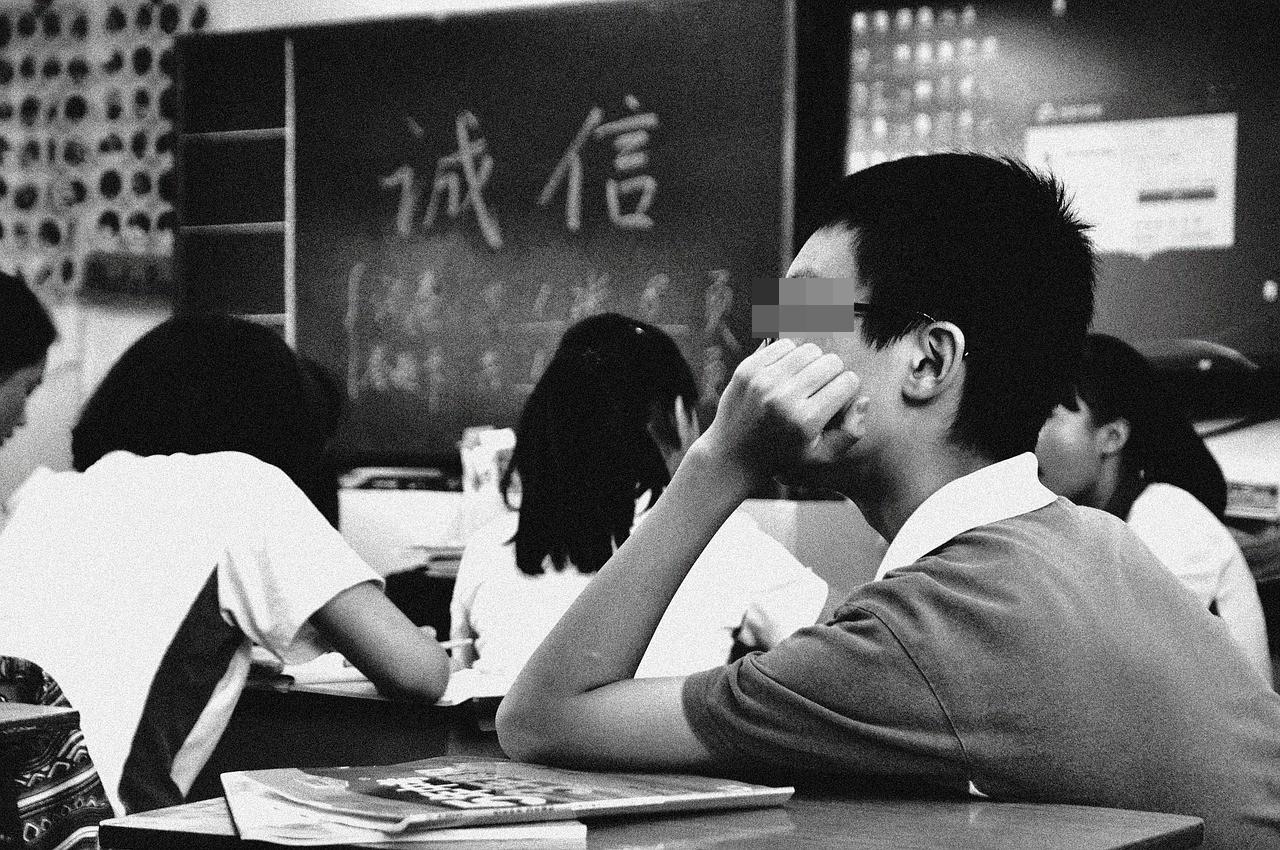 ▲考試,作弊,測驗。(圖/取自免費圖庫Pixabay)