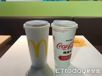 麥當勞禁塑膠吸管 網酸:仍0分