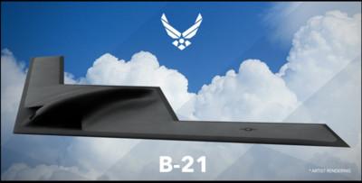 B-21轟炸機2021年底首飛!