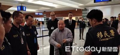 李毅被找到了 移民署預計今晨7點25分將他遣返