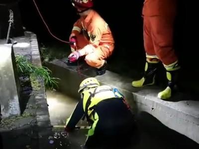 深圳暴雨引發洪水死7失聯