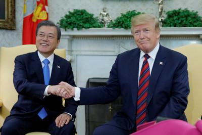 川普29日訪南韓 不排除參觀板門店
