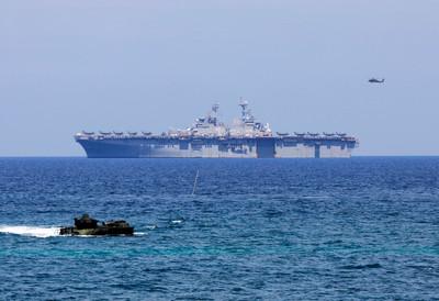 澳智庫:美國軍力衰退難敵中國