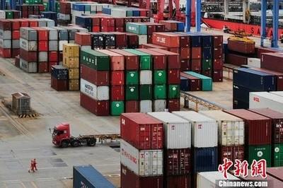 華聞快遞/大陸一季度與一帶一路沿線國 貿易總值9兆