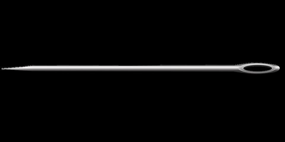 ▲▼ 針線,銀針。(圖/取自免費圖庫pixabay)
