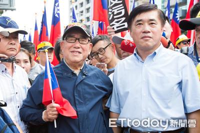 郝柏村批馬「毀軍法」 施明德贊同:台灣人差遠了
