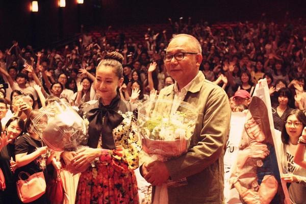 澤尻英龍華曾是2005年的日本國民女神,當時名叫澤尻繪里香。(東方IC)
