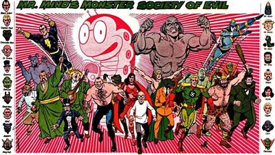 《沙贊》現身DC宇宙中「最惡反派」 沒看錯...是隻毛毛蟲