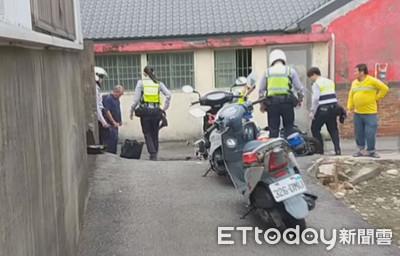 騎士酒駕與警追逐 互撞倒地後被逮