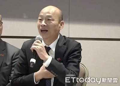韓國瑜:高雄不發財、我就發瘋