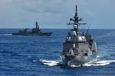 日本海自「閱艦式」不邀南韓海軍