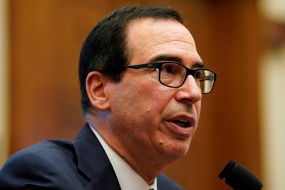 美國財長:近期將前往北京繼續談判