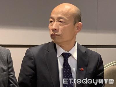 韓國瑜獲頒聖塔克拉拉郡榮譽市民