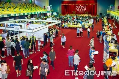 宜蘭徵才博覽會 媒合成功率57.35%