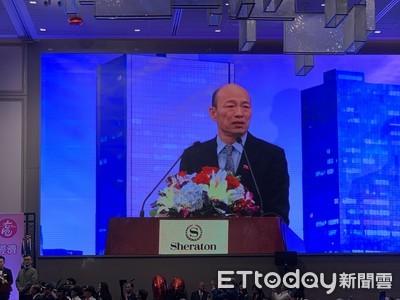 韓提「新三民主義」:台灣競爭力已殘廢