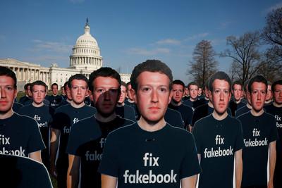 黑粉太多 臉書給祖克柏7億津貼保護自己