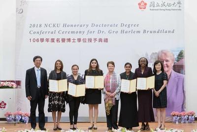 唐獎首位女得主3年獎助15位女科學家