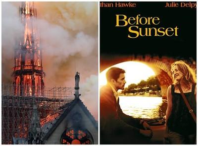 聖母院燒毀「15年前電影劇情成真」!