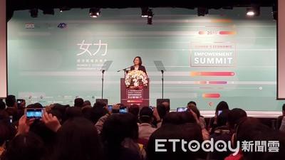 蔡英文:希望未來不再說我是「女總統」