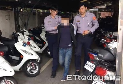 工人車禍沒和解 發現被通緝打110自首