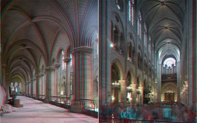 他3D雷射完整建模聖母院助重建
