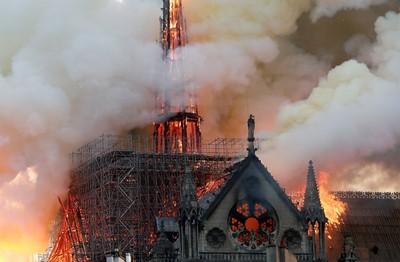 再等4年!巴黎聖母院今年無聖誕彌撒