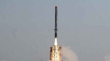 印度「無畏」亞音速巡航導彈成功試射