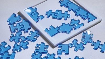 「29片拼圖」卻是世界最難!拼好平均要花兩小時,有人3週都解不開
