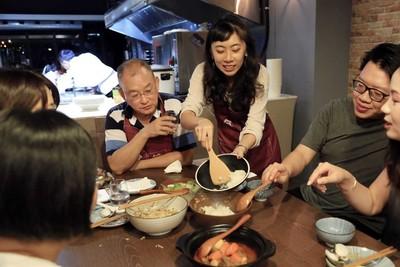 93歲爺煮家鄉味!私廚進駐富錦街