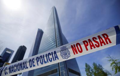 澳洲駐西大使館驚傳炸彈威脅 警方緊急關閉「太空塔」