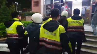 新莊男債務糾紛遭尋仇 警1小時速逮惡煞